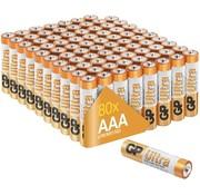GP Ultra Alkaline AAA batterijen - Super Voordeelpak - 80 stuks
