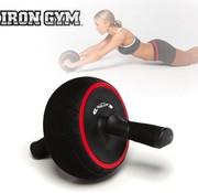 Iron Gym Speed Abs - Trainingswiel Buikspierwiel - Buikspieroefeningen