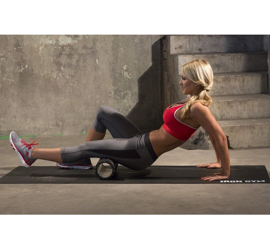 Massage Roller 30cm - Foam roller - Masseer je spieren - Sneller herstellen - Minder spierpijn
