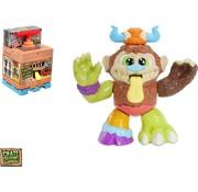 Crate Creatures Surprise Monster Big Foot - STUBBS - Kaboom Box