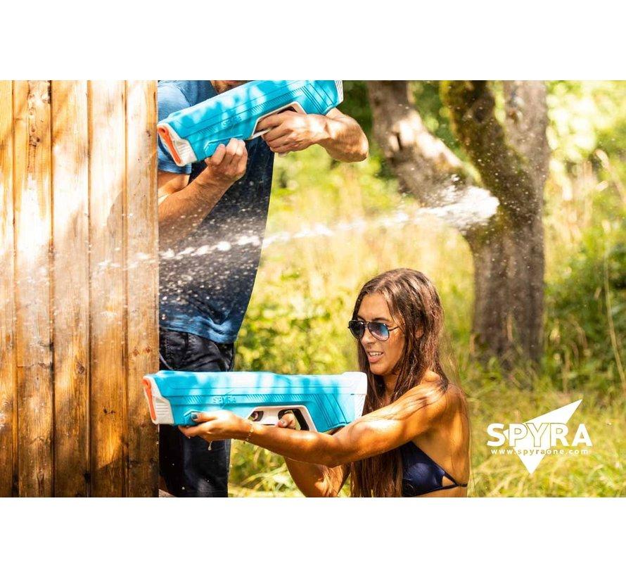 One - Waterpistool - enkel - blauw