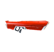 Spyra® One - Waterpistool - enkel - rood