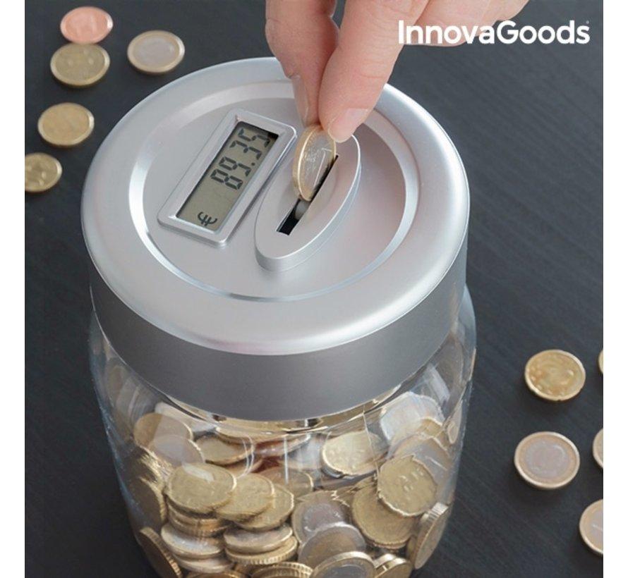 Elektronische Digitale Spaarpot - Telt automatisch je geld - Copy