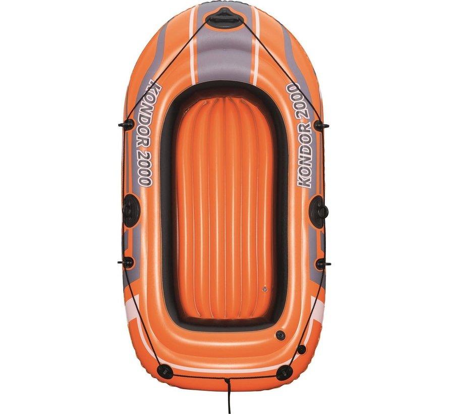 Opblaasbare Raft Boot Kondor 2000 - 188x98cm - Opblaasboot
