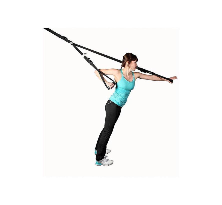 Functional Trainer - Suspension Trainer - Met trainingsvideo's