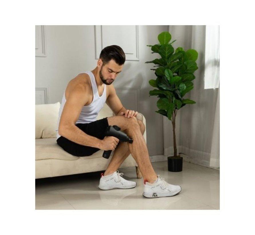 Muscle Massage Gun Set - Verlicht spierpijn en verbetert de bloedcirculatie - massageapparaat