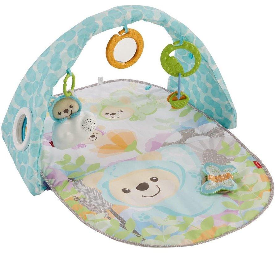 Vlinderdromen Speelgym  - Speelmat met activiteiten en muziek