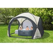 Bestway Lay-Z-spa dome - Geschikt voor jacuzzi en zwembad - Ø390cm