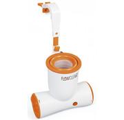 Bestway Flowclear 2in1 - Skimmer met ingebouwde Filterpomp - 2,6 M³/u - Skimmerfilter