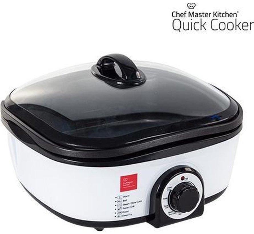 New Wonder Chef - Hetelucht friteuse - Bekend van TV