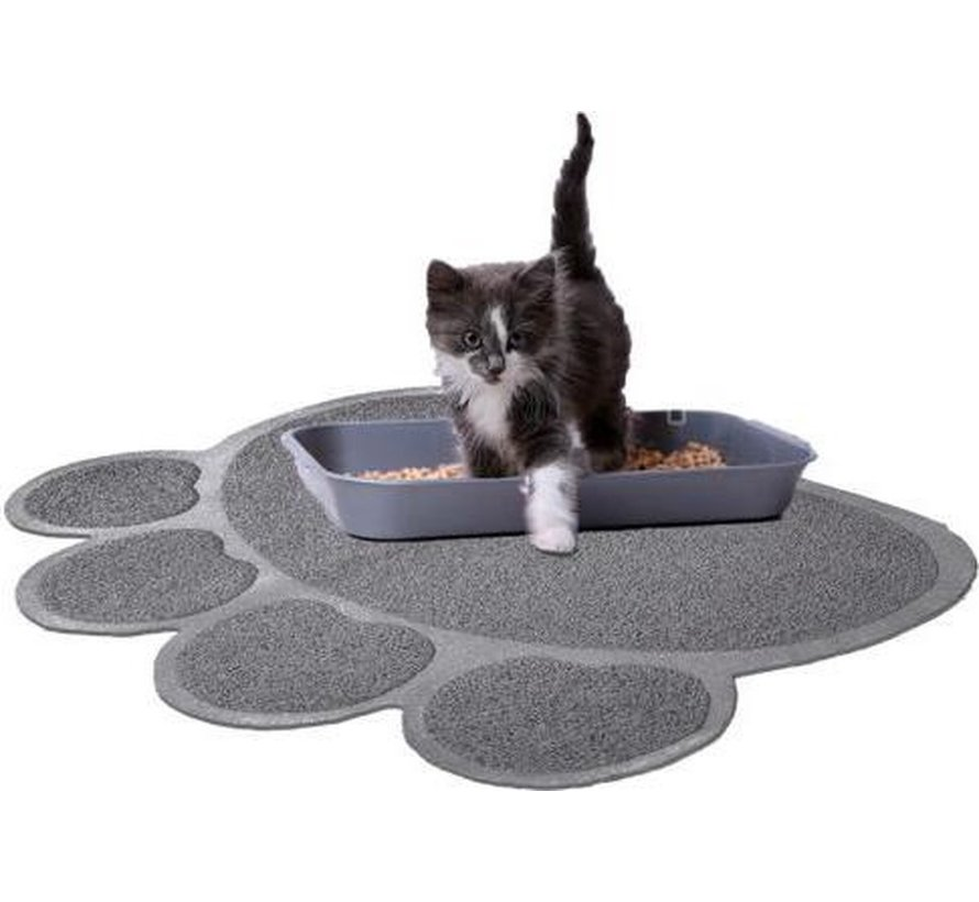 CAT Mat - Kattenbakmat - 39x37cm - Bekend van TV