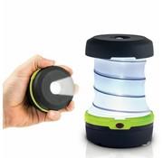 JML Magneto Pop-Up LED Lantaarn - Kleine zaklamp - Opvouwbaar - Inklapbaar