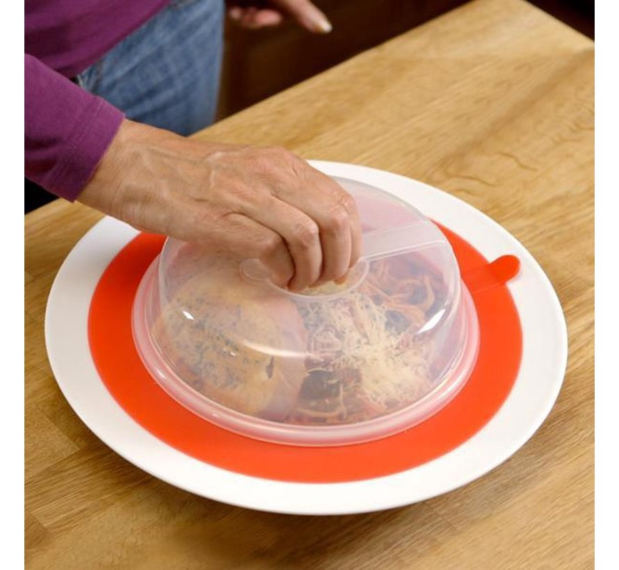 PlateTopper 1+1 gratis - Transformeer borden in luchtdichte opslagbakken - Bekend van Shark Tank