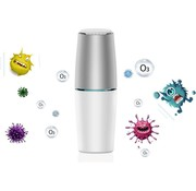 Purize Luchtreiniger met UVC-licht - Neutraliseert Virussen en Bacteriën - Zuivere Lucht