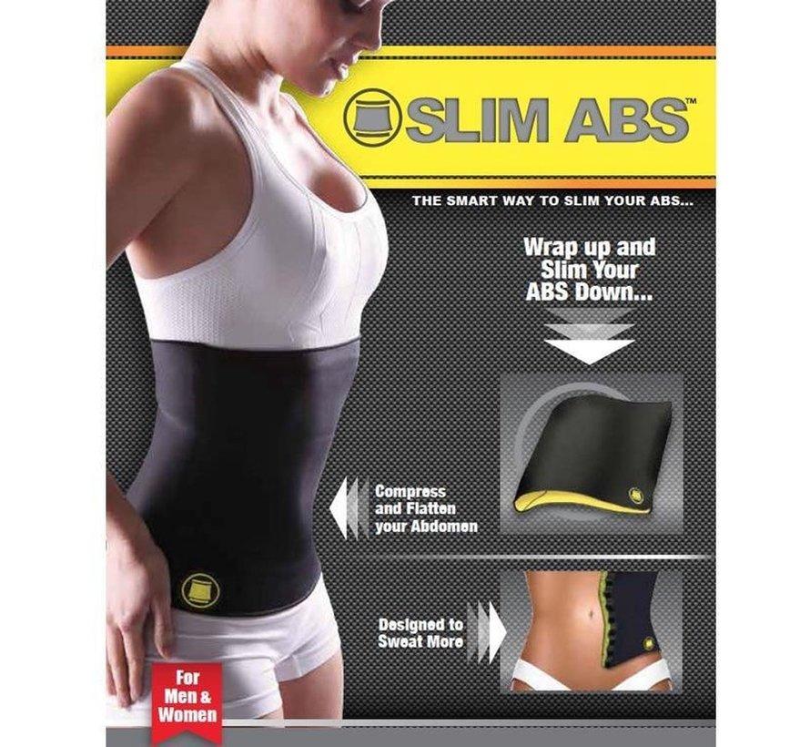 Slim Abs - Waist Trainer - Maat XL (44) - Zwart