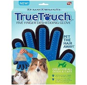 JML TrueTouch - Handschoen voor Vachtverzorging en Haarverwijdering - 2 Zijdig