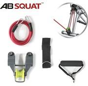 Ab Squat Weerstandskit voor extra intensieve training – Uitbreidingsset