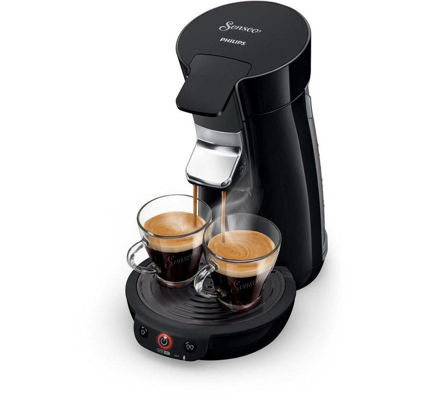 SENSEO® Viva Café koffiepadmachine / Koffiepadapparaat HD6561/60 - zwart