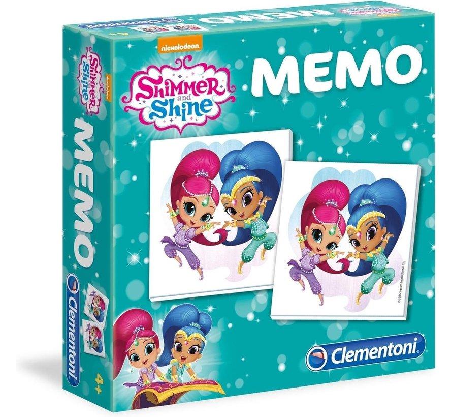 Shimmer and Shine - Memo