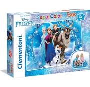 Clementoni Disney Frozen - Maxi puzzel - 60 stukjes - 62x42cm