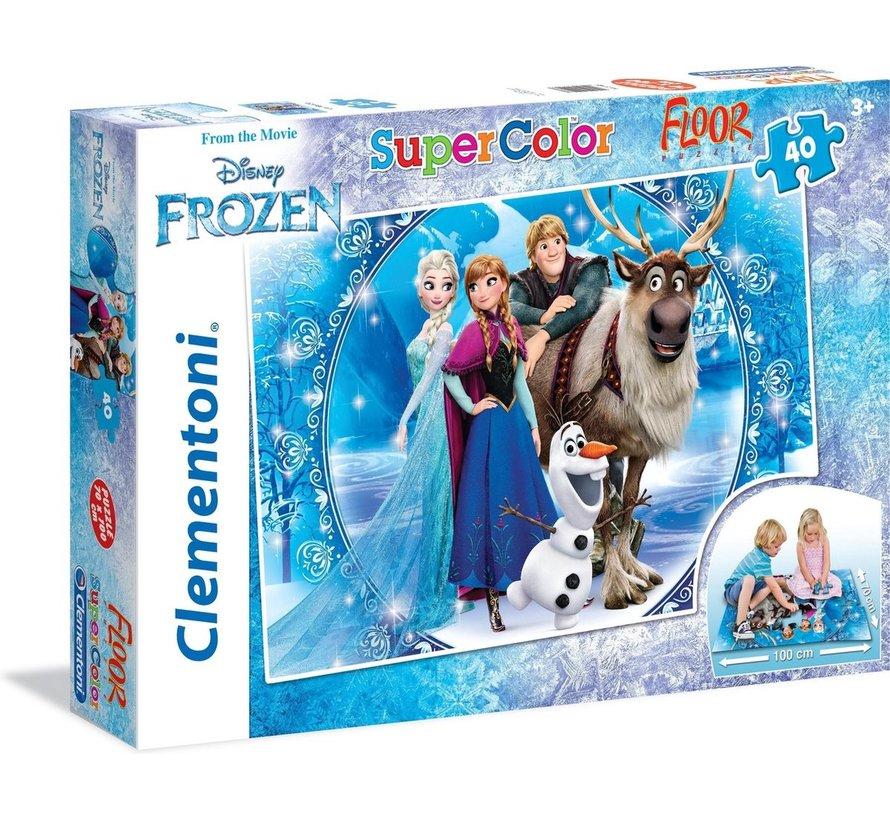Disney Frozen - Maxi puzzel - 60 stukjes - 62x42cm