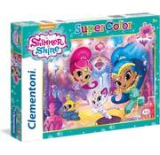 Clementoni Shimmer & Shine - Puzzel - 60 stukjes - 33,5x23,5cm