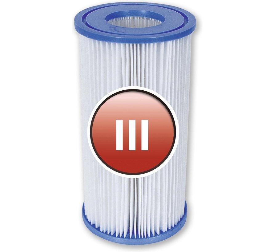 Flowclear Filterpatroon Type III (=A&C) Voor filterpompen tot 5678 Ltr/uur