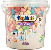 Playmais Classic Fashion Bucket - 1000 stuks - Handige bewaar emmer