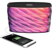 iHome iBT85 Bluetooth luidspreker, Handsfree-functie, Spatwaterdicht, USB, Color Changing, oplaadbaar