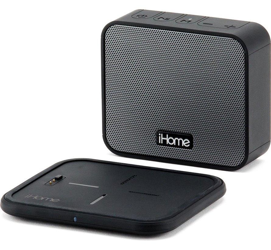 iBTW88 Draagbare Bluetooth speaker + Indicatie laadstation, laadt zowel de speaker als smartphones op!