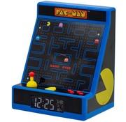 Teknofun Pac-Man Arcade Style - Alarm klok - Retro Wekker Radio met verlichting