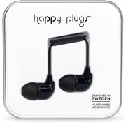 Happy Plugs In-ear oordopjes - Zwart