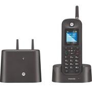 Motorola O211 Dect Telefoon - Draadloze buitentelefoon 1KM met antwoordapparaat