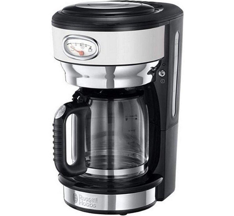 Groot Koffiezetapparaat - Retro Design - Classic Blanc - 21703-56/RH