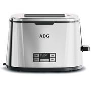 AEG AT7800 - PremiumLine - Broodrooster - RVS - DigitalVision Timer
