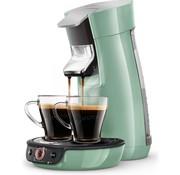 Philips SENSEO Viva Café Duo Select koffiepadmachine / Koffiepadapparaat HD6564/10 Dessert Green