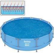 Bestway Solar zwembad afdekzeil / cover isolerend - rond - Ø 366cm