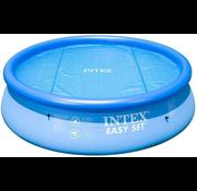 Intex Solar zwembad afdekzeil / cover isolerend - rond - Ø 244cm