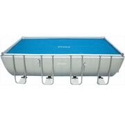 Intex Solar zwembad afdekzeil / cover isolerend - 732 x 366 cm