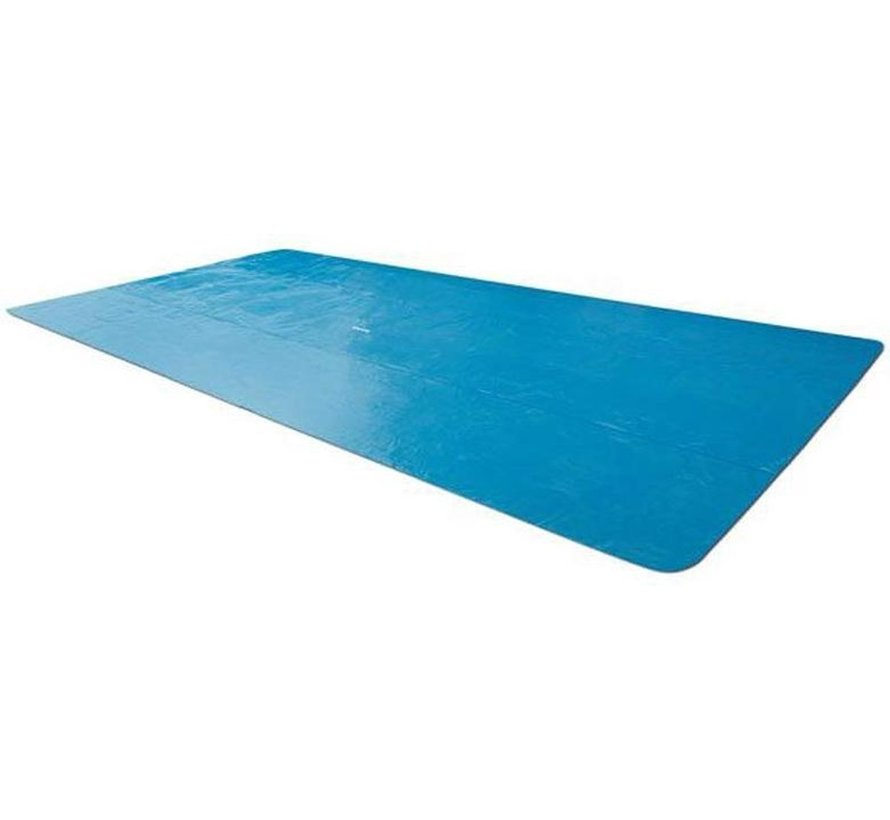 Solar zwembad afdekzeil / cover isolerend - 732 x 366 cm