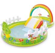 Intex Opblaasbaar speelzwembad 'My Garden' - Kinderzwembad