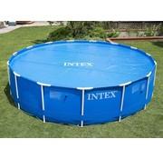 Intex Solar zwembad afdekzeil / cover isolerend - rond - Ø 549cm