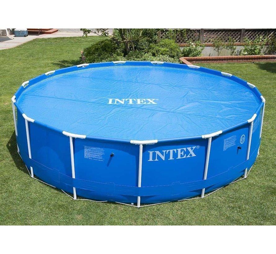 Solar zwembad afdekzeil / cover isolerend - rond - Ø 549cm