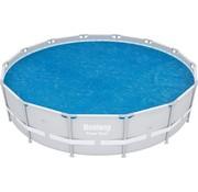 Bestway Solar zwembad afdekzeil / cover isolerend - rond - Ø 488cm