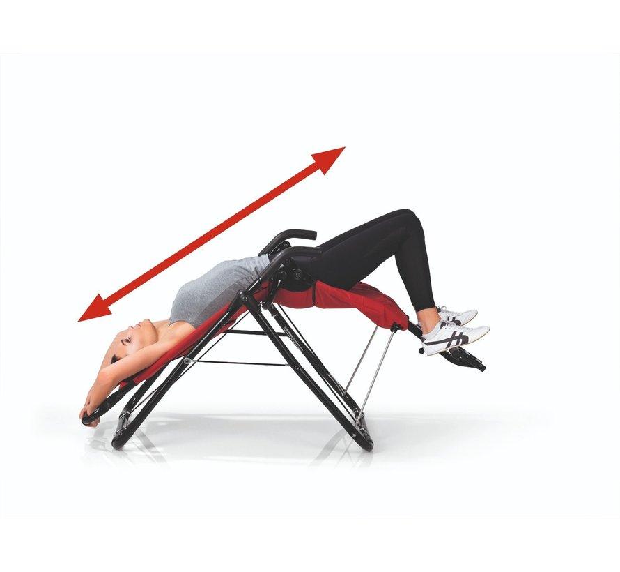 Inversion Trainer Deluxe – hometrainer – fitness apparaat – inversietrainer - zwaartekrachttrainer