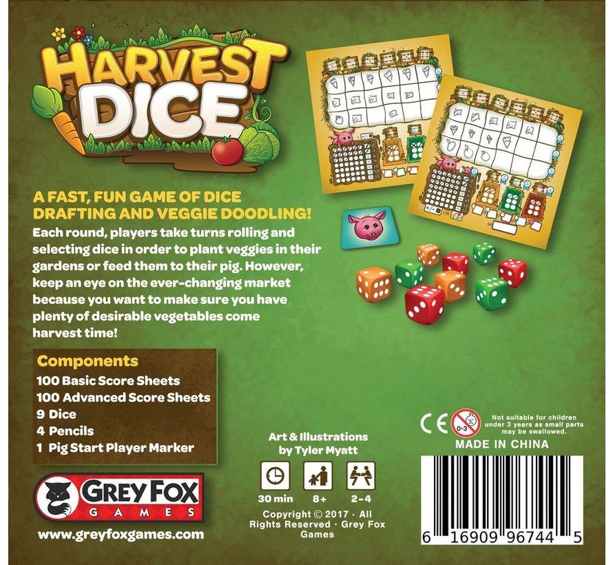Harvest Dice - Dobbelspel / Gezelschapsspel