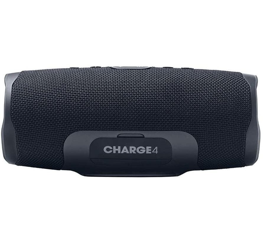 Charge 4 Zwart - Draagbare Bluetooth Accu Speaker - Waterdicht - Powerbank - 30W