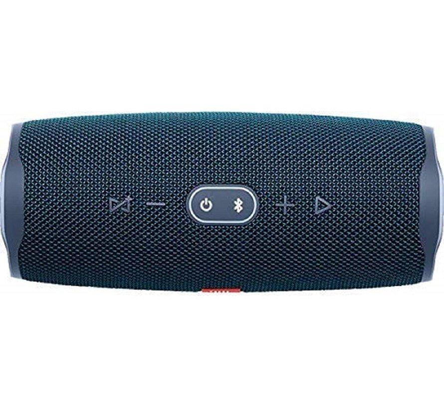 Charge 4 Blauw - Draagbare Bluetooth Accu Speaker - Waterdicht - Powerbank - 30W