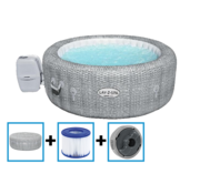 Bestway Lay-Z-Spa Honolulu - Max 6 pers - 140 Airjets - Jacuzzi - Bubbelbad- Whirlpool - Copy