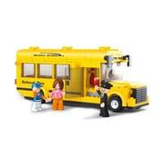 Sluban Sluban Town - Middel Schoolbus M38-B0507